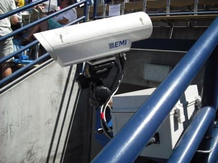 Hawk-Eye Camera